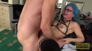PASCALSSUBSLUTS – Alt Chick Caitlin Minx Hammered By Master