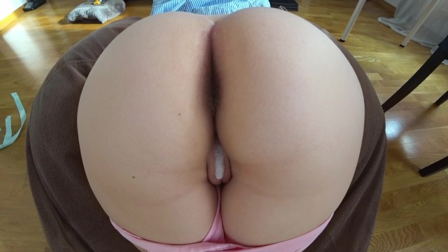 Big booty free fucking hoe movie Schoolgirl in pink panties with a juicy and big ass gets fucked