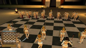 Chess porn. 3D porn game review | Sex games