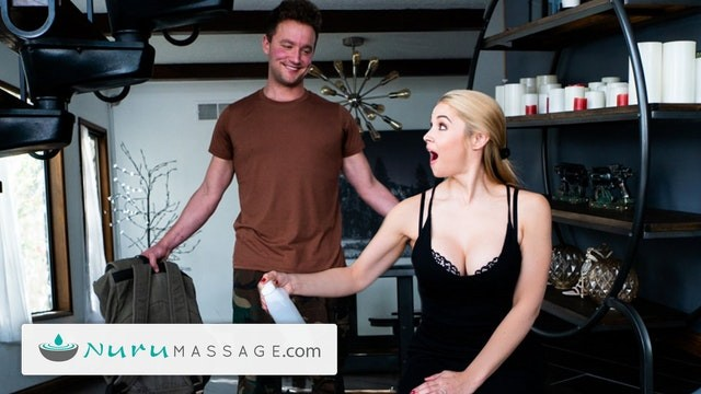 Sarah silverman anal Nurumassage sarah vandella gives a pounding gift to her military stepson