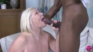 LACEYSTARR – Granny Analised By Big Black Cock