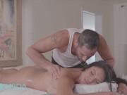 Kinky Spa - Hot babe Missy Martinez Gets Oil Massage And A Hard Fuck hotbabesxxx