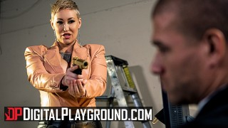 Digital Playground – Busty babe Ryan Keely rides Xander Corvus monster cock