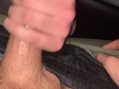 Landon sucks straight country 18yo boy for his first time and he loves it