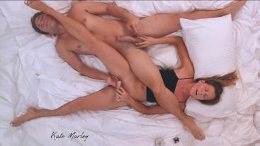 Lets skip lunch and have an orgasm instead - Kate Marley