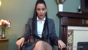 Bellatrix Inc : Never Surrender - Lady Boss will work you hard