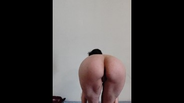 Prostate JOI with fit French girl in English, cum hard for her!