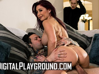 Digital Playground – Hot Monique Alexander double penetrated by two big cocks