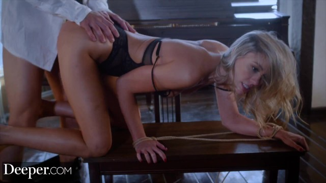 Sex resort adult vacations Deeper. addie gets tied up fucked by stranger on vacation