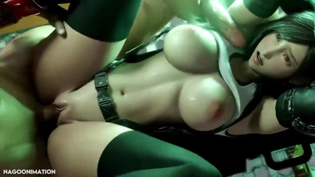 Fantasy final nude xi Tifa lockhart rough fuck w/sound final fantasy