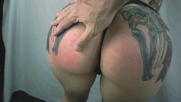 Spanking Sets My Ass on Fire