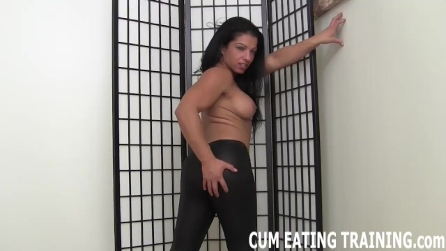 Free cum swallowing video clips Cum swallowing fetish and cei femdom porn