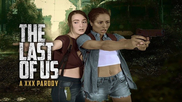 Download 'THE LAST OF US Ellie and Riley Threesome in VR XXX Parody' with PornhubDownloader