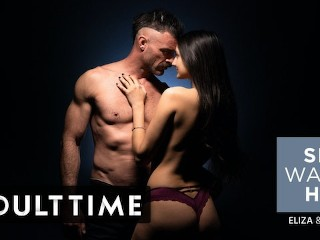 ADULT TIME She Wants Him – Eliza Ibarra and Charles Dera Passionate Sex