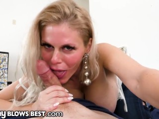 MommyBlowsBest – Getting Closer With Stepmom