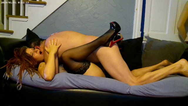 Heel high picture sexy Shes so sexy i couldnt resist. high heels and stockings couch fuck
