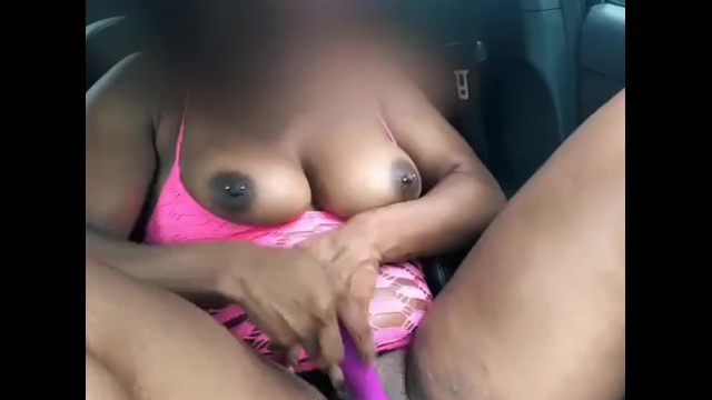 Download 'Hot MILF plays with her dildo in the car in her sons school parking lot' with PornhubDownloader
