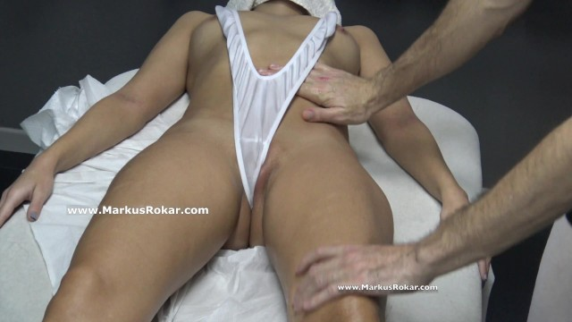 Gay massage taiwan Masseur fuck her latina married customer with the sexiest body in the massage room - video part 2