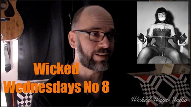 Equadorian pornography Wicked wednesdays no 8 how did you get into kink