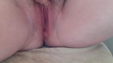 Milf having a orgasm