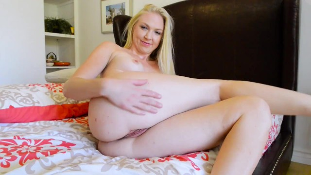 Blue system sexy lover Sexy blonde kara stone undresses to show you her beautiful body as she masturbates