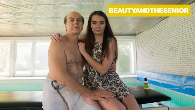 Seniors sex w out marriage Oiling up grandpas worn out cock