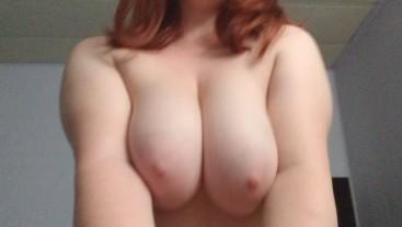 Cute Busty Babe Sucks and Fucks