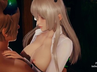 Who is she 3d hentai game episode 2