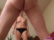 Jess Loves Ballbusting and Humiliation (Part 2) homemade group sex
