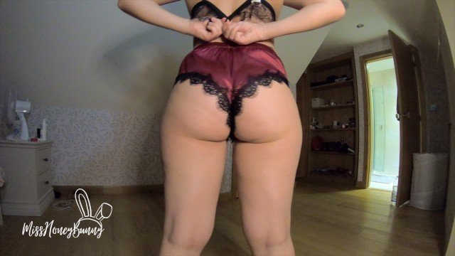 Barbie lingerie silkstone Lace and silk lingerie try on haul - big ass latina