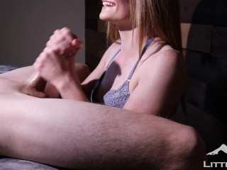 Speed Handjob With Ruined Orgasm