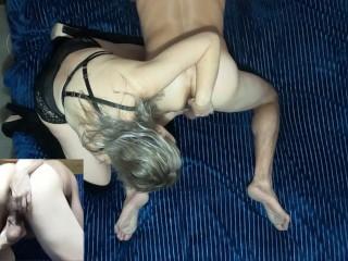 Intimate prostate massage - sensual simultaneous orgasms - MIN MOO