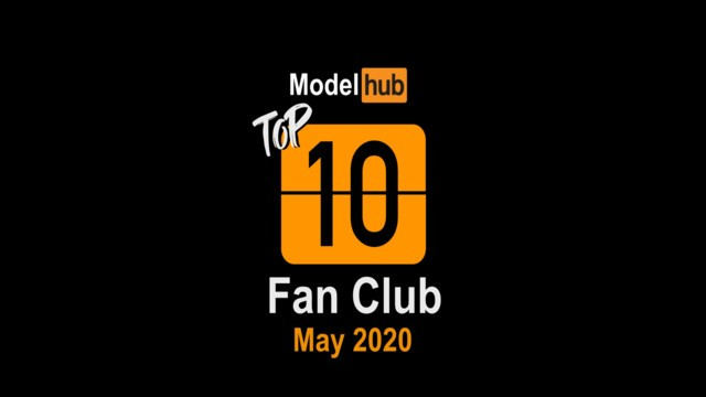Big dick fan club Pornhub model program top fan clubs of may 2020