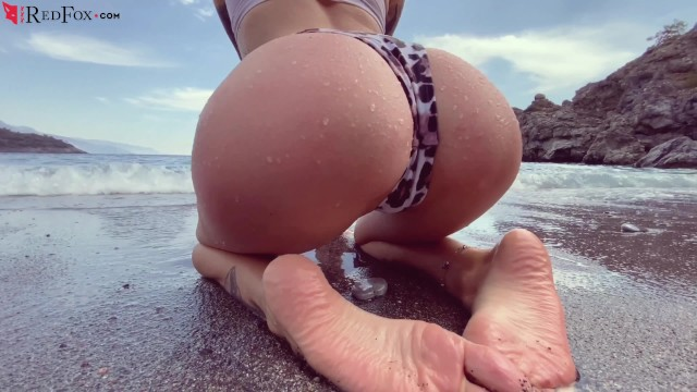 Beach layout myspace sex Blonde deep sucking and had cowgirl sex on the beach - cumshot