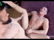 NextDoorTaboo - Hunter Smith Mad At Stepbrother For Outing Him To Parents