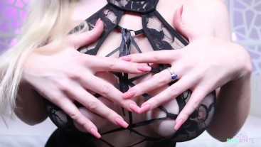 Long Nails and Big Tits JOI