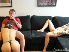 Naughty Stepdaughter Ep 14 Pt 2 - I get Daddy's creampie that I have been waiting for
