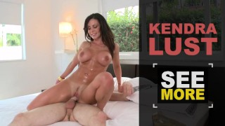 CULIONEROS – Curvy MILF Kendra Lust Getting Her Big Ass Banged By Brick Danger