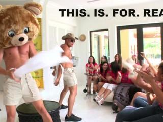 Stripper/male stripper/the bear bear