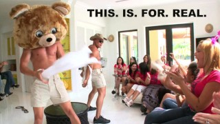DANCING BEAR – The Bachelorette & The Bear