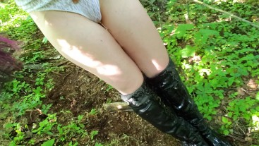 Farewell To My Sexy Boots
