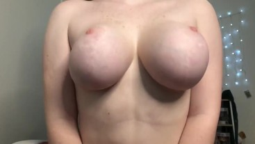 Naked Slow Motion Jiggly Tits Fat Bouncing Boobs