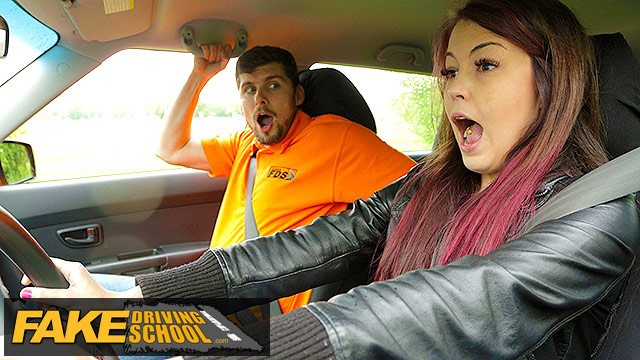 What food helps sex drive Fake driving school big cock instructor bonnet fucks and licks cute learners ass