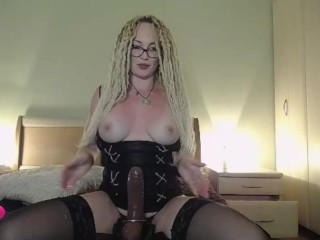 Prerecorded part of JOI show – ruined orgasm (text me if you want c2c)