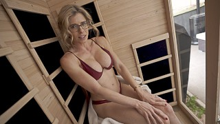 Clip Naked Sauna Fun With My Friends Hot Mom Part 1 Cory Chase