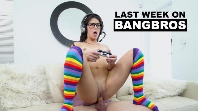 Kylie ireland pussy Last week on bangbros: 06/20/2020 - 06/26/2020