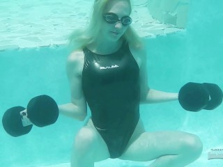 Gerty's Underwater Workout