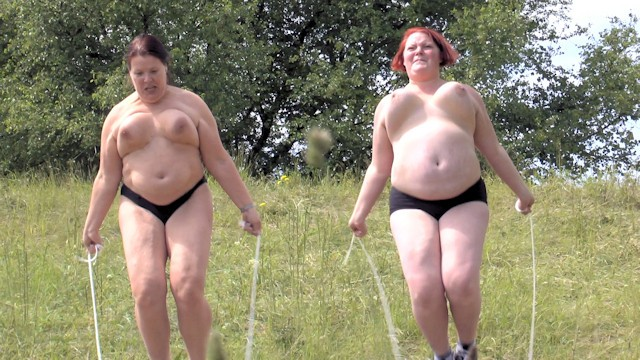 8 foot cord power strip User request - 2 lesbians jumping rope
