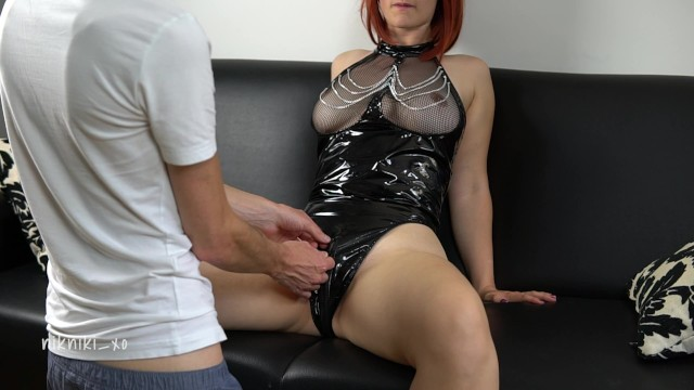 Really big butts getting fucked Red head latex queen gets fucked really good 4k nikniki_xo