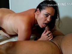 Amateur hotwife shared with black bull while vacationing - pt. 1/4